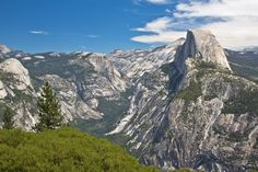 Yosemite National Park - Glacier point by Joseph Sketches - Photo 135461885 - 500px