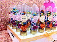 tube candies