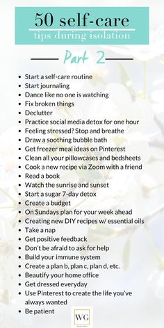 Self care can take many forms. Patience & sleeping properly is good self care. Eating right & exercise is self care. 50 self care tips to choose from, Feeling Numb, Feeling Stressed, How Are You Feeling, How To Better Yourself, Finding Yourself, Feel Good Books, Social Media Detox, Healthy Lifestyle Quotes, Stress Relief Tips