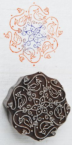 rangoli stamp