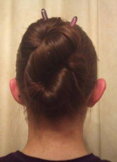 Figure 8 Bun; I'll have to post mine someday.