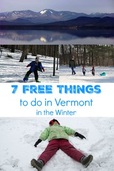 7 Free Things to Do in Vermont in the Winter - Traveling Mom