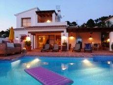 A louer superbe villa à Calpe idéale pour les vacances avec Hispanoa Baladrar