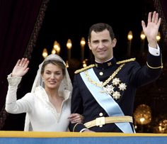 Twelve years later, we're not over that Queen Letizia and King Felipe's wedding and often find ourselves looking back at photos of the big day when the oh-so-in-love royals tied the knot.