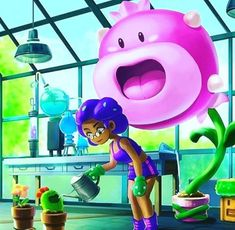 Pretty :) 🤩Rosa and spike Star Wallpaper, Cool Wallpaper, Clash Of Clans, Star Art, Art Memes, Cool Stuff, Stars, Pretty, Instagram Posts
