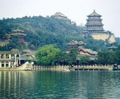 Beijing China | The Summer Palace in Beijing, China