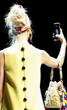 Runway - Dolce & Gabbana Spring 2016