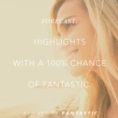 Highlights are 100% Fantastic all year round! #highlights #SummerHair #BeachHair #blondes