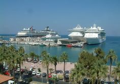 Port is located only a few meters from the crowd of the town of Kusadasi. The harbour is the gateway to Ephesus ancient ruins in Turkey. Ephesus, Holiday Resort, Ancient Ruins, Greece Travel, Marina Bay Sands, Croatia, Istanbul, Vacation, City