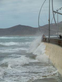 CANARIAS  FOTOS   Canary Islands Photos: Estos días tenemos las mareas del Pino   Playa de ...