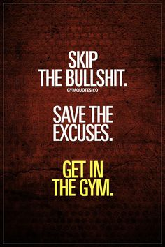 Gym Quotes - Workout, gym and fitness motivation and inspiration! Gym Motivation Quotes, Gym Quote, Fitness Motivation Quotes, Weight Loss Motivation, Motivation Inspiration, Workout Quotes, Workout Motivation, Workout Fitness, Fitness Inspiration
