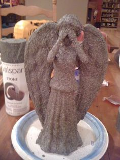 Weeping Angel Tree Topper.