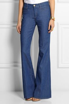 4c4aec3500f2 M.i.h Jeans - Marrakesh mid-rise flared jeans