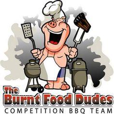 Anthropomorphic Cannibalism: Pigs BBQing pork ribs