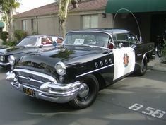 California Highway Patrol Buick. ★。☆。JpM ENTERTAINMENT ☆。★。