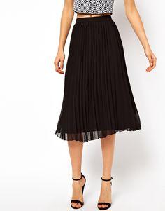 Medi black skirt!