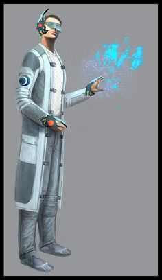 scientist concept by JohnMcCambridge on deviantART