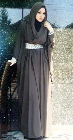 Long sleeve dress, elegant