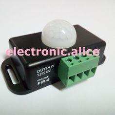 Just Dsha black Led Dimmer Switch Dc 12v 24v 8a Adjustable Brightness Lamp Bulb Strip Driver Single Color Light Power Supply Contr Lights & Lighting Lighting Accessories