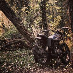 Honda Street Tracker #motorcycles #streettracker #motos | caferacerpasion.com