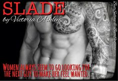 Cheekypee reads and reviews: SLADE cover reveal
