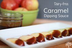 Homemade Caramel Sauce   Dairy-free, Gluten-free, Real Food