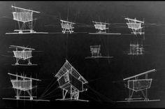 Ecorefugio, Td3 Arquitectura