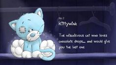 Blue nose friends kittywink