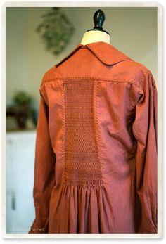 Великобритания СМОКИНГ вышивка халат - [Белл Lurette] Европа Франция античный кружева белье одежда почте