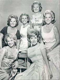 The King Sisters - I remember them best from The Lawrence Welk Show