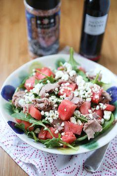 This salad screams s
