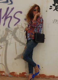 Print Tapicero . Look estilo Lady 2016.