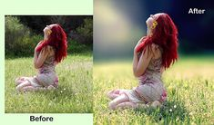 Photoshop cc Tutorial: Fantasy Girl (Dreamy Effects) Blur Background In Photoshop, Photoshop Tips, Photoshop Tutorial, Photoshop Website, Photoshop Youtube, Photoshop Effects, Photoshop For Photographers, Photoshop Photography, Tutorials