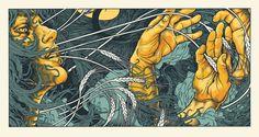 John Baizley: Persephone art print