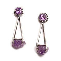 PRER5_silver_amethyst_earrings.jpg 800×800 pixels