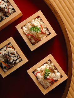 ひじきときんぴらのおばんざい寿司