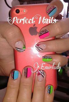 Perfect Nails, Nail Art, Beauty, Nail Decorations, Nail Arts, Beauty Illustration, Nail Art Designs