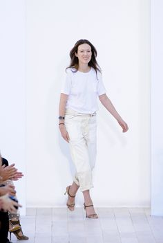 Clare Waight Keller's debut collection for Chloe - Spring 2012 RTW