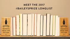 Atwood, McBride and Perry longlisted for Baileys Women's Prize | The Bookseller
