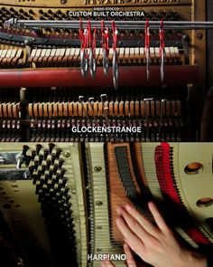 Diego Stocco Builds an Entire Orchestra of Modified Instruments