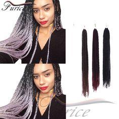 Goddess Long Box Braids Water Wave Bulk Crochet Latch Hook Braiding Hair Synthetic Box Braids Crochet Extensions Bundles Hair