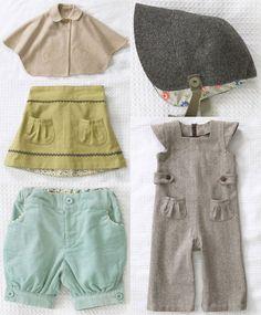 Olive's friend Pop. Lovely vintage inspired children's clothing.