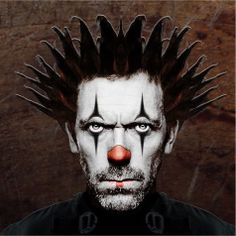 This is basically how Dr Gregory House must look to his staff most of the time, haha.
