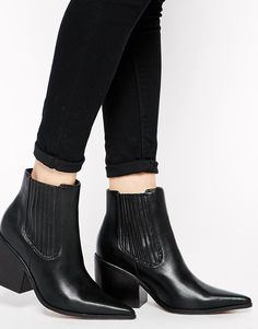 ASOS   ASOS EPIDEMIC Ankle Boots at ASOS perfect for everyday wear.