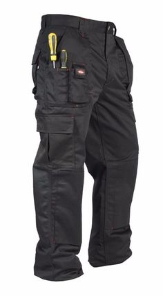 Lee Cooper Work Wear Cargo Shorts available in Ireland from LeeCooper Workwear Mens Tactical Pants, Tactical Clothing, Workwear Trousers, Work Trousers Mens, Cargo Pants Men, Mens Cargo, Waterproof Pants, Trendy Outfits, Simple Outfits