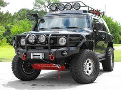 The RAPTOR (Shadow Warrior's Build) - Toyota FJ Cruiser Forum