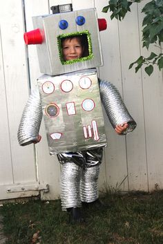 Hideous! Dreadful! Stinky!: Guest Post! Robot Tutorial with Sarah from Tots and Bottoms