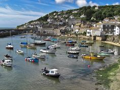 """""""Mowzel"""" - that's #Mousehole in Cornwall - thanks to Paul Steele: http://www.visitbritainsuperblog.com/2012/03/seal-of-approval-visit-britain-like-a-local/"""