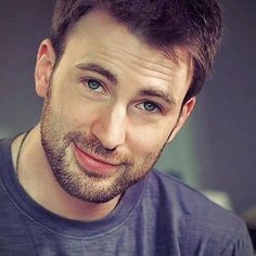 Chris Evans. Definitely sexiest man alive!