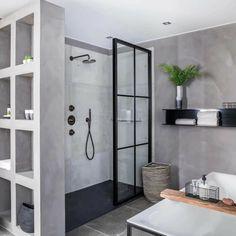 Double Vanity, Toilet, Showroom, Sweet Home, New Homes, Bathtub, Shelves, Inspiration, Furniture